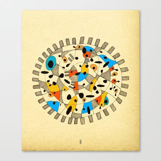 - cosmopolitan_01 - Canvas Print