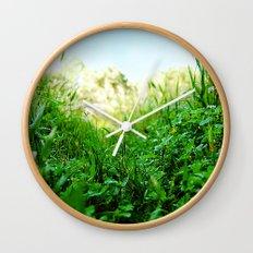 Microcosmo Wall Clock