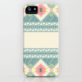 Colorful Geometric Boho Style 2 iPhone Case