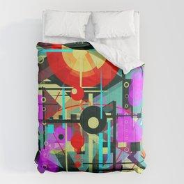 Iron warrior Comforters