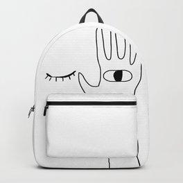 Blindness Backpack