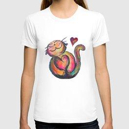 Love Chub Chubbycat T-shirt