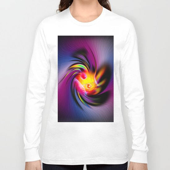 Abstract Perfection 52 Long Sleeve T-shirt