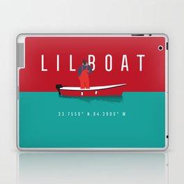 Lil Boat Laptop & iPad Skin