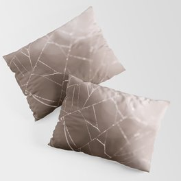 Once in a Dream - Spider Web Photo Pillow Sham