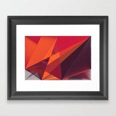 Comp 18 Framed Art Print
