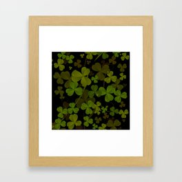 Saint Patrick's Framed Art Print