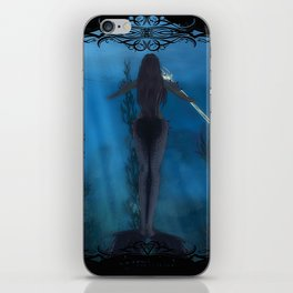 In the Deep iPhone Skin