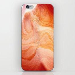Australia coastal sandstone - wanderlust iPhone Skin