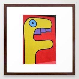 ESG010 Framed Art Print
