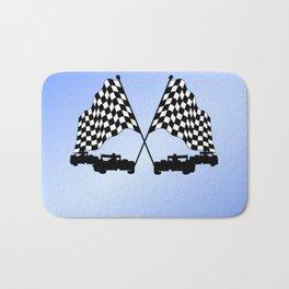 Race Cars Bath Mat