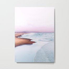 Coast 4 Metal Print