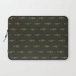 AR15 Pattern Laptop Sleeve