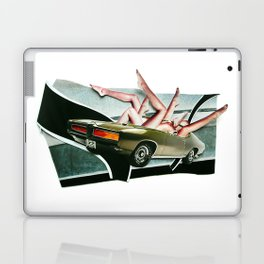 Muscle Magnet | Collage Laptop & iPad Skin