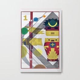 Rainbowman Rainbow Dash 1 Metal Print