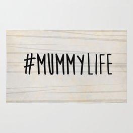 #MummyLife Rug