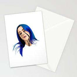 Billie-Call me when the party is over! Stationery Cards