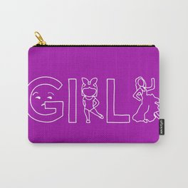 Girls Tv Show Carry-All Pouch