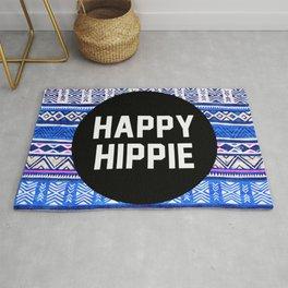 Happy hippie Rug