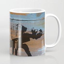 Blue Hoth Coffee Mug