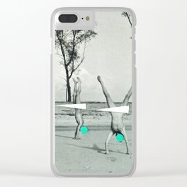 Form Clear iPhone Case