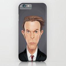 Celebrity Sunday - David (David Robert Jones) Bowie Slim Case iPhone 6s