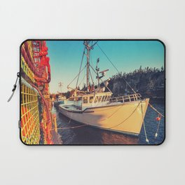 Lobster Trap Colours Laptop Sleeve
