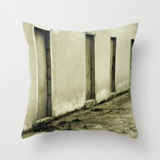 Choose your destiny Throw Pillow