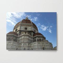 Duomo Firenze Metal Print