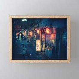 Hidden Tokyo Bar Framed Mini Art Print