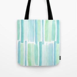 Beach Glass Tote Bag