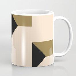 Papercut geometric pattern Coffee Mug