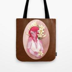 Tasmit & Lilies Tote Bag