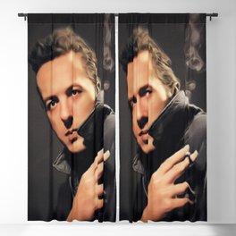 Joe Strummer, Music Legend Blackout Curtain