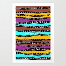 HaKuNa MaTaTa 2 Art Print