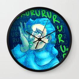 Jojo's Bizarre Adventure - TORURURURURURURU ruru Wall Clock