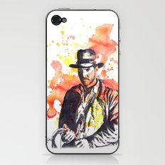 Indiana Jones iPhone & iPod Skin