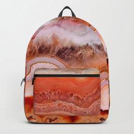 ORANGE AGATE Backpack