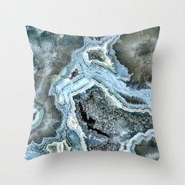 Ocean Jasper Throw Pillow