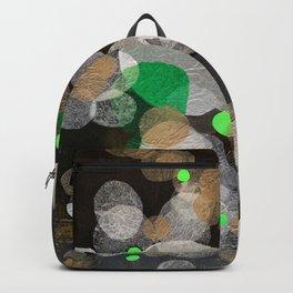 perplexed green Backpack