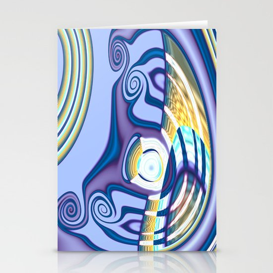 Cyclop's Grin Stationery Cards