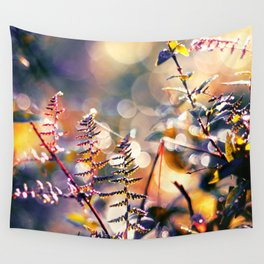 Primordial Autumn Wall Tapestry