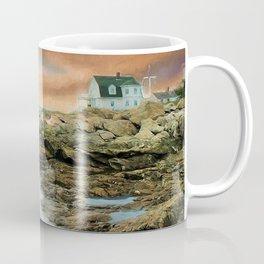 Marshall Point Sunset Coffee Mug