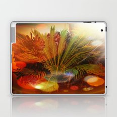 Tropical plants and flowers Laptop & iPad Skin