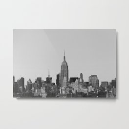 NYC No. 2 Metal Print