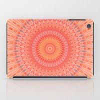 health iPad Cases featuring Mandala mental health by Christine baessler