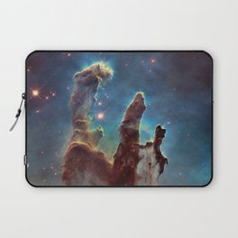 Pillars of Creation- NASA Hubble Telescope Image Laptop Sleeve