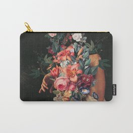 Roses Bloomed every time I Thought of You Carry-All Pouch