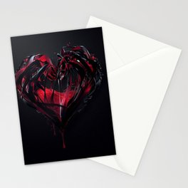 The Love Heart Stationery Cards