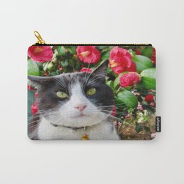 Orazio Prince of flowers Carry-All Pouch